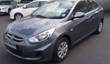 2016 HYUNDAI ACCENT 1.6 GLS FOR SALE WESTERN CAPE full