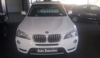 BMW X3 XDRIVE 30D AUTO 2012 FOR SALE IN WESTERN CAPE full
