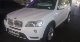 BMW X3 XDRIVE 30D AUTO 2012 FOR SALE IN WESTERN CAPE