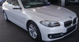 BMW 520i AUTO 2014 FOR SALE IN WESTERN CAPE