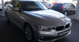 BMW 320D AUTO 2016 FOR SALE IN WESTERN CAPE