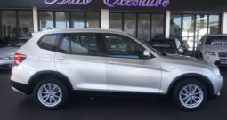 BMW X3 20d XDRIVE 2012 FOR SALE IN WESTERN CAPE
