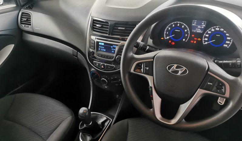 2015 Hyundai Accent1.6 GLS full