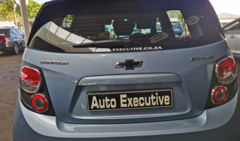 2012 Chevrolet Sonic 1.6 LS 5Dr full