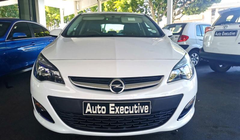 2014 Opel Astra 1.4T Essentia full