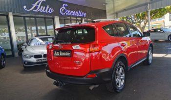 2015 Toyota Rav4 2.0 GX Auto full